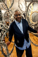 "Artist Gregory Coates ""Understated"" Opening art reception"